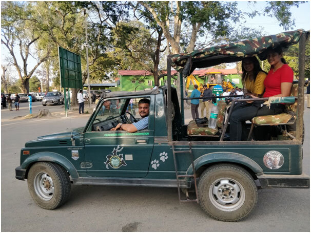 Bandipur Van Safari & Jeep Safari in Bandipur | Deep Jungle Home